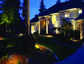 GB Sprinklers Outdoor Lighting Systems & Services
