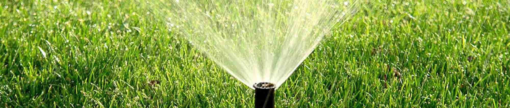lawn and landscaping irrigation GB Sprinklers